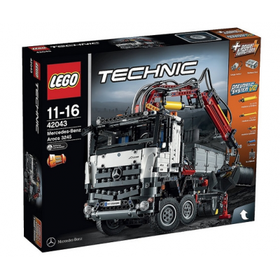 LEGO TECHNIC Mercedes Benz arocs 3245   2015