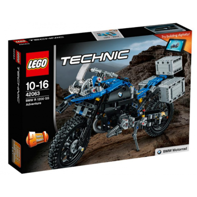 LEGO TECHNIC BMW R 1200 GS aventure 2017