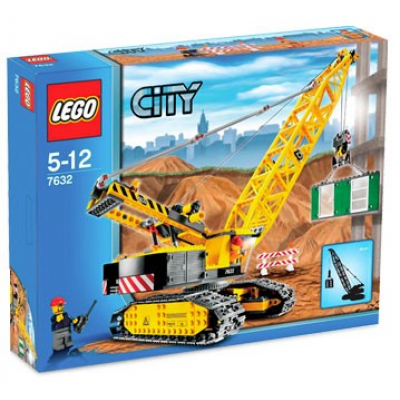 LEGO CITY Crawler crane 2009