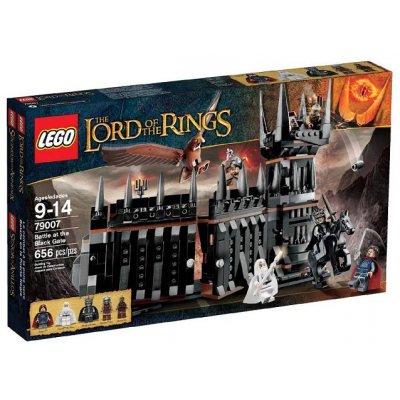 LEGO LORD OF THE RINGS Le combat a la porte noir 2013