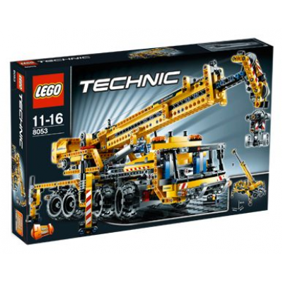 LEGO TECHNIC Mobile crane  2010