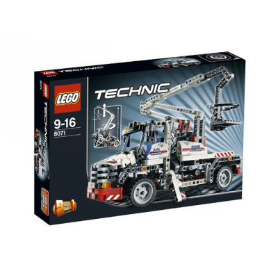 LEGO TECHNIC Bucket truck  2011