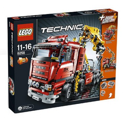 LEGO TECHNIC Camion Grue  2009