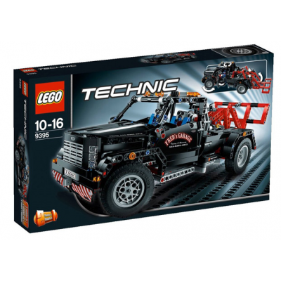 LEGO TECHNIC Pick-up Dépanneuse 2012