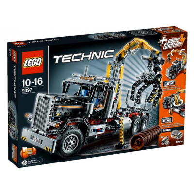 LEGO TECHNIC Camion Forestier 2012