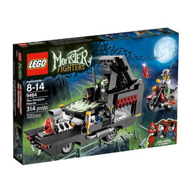 LEGO MONSTER FIGHTERS Le corbillard du vampire 2012
