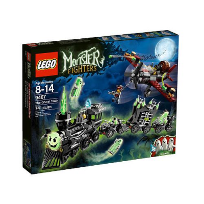 LEGO MONSTER FIGHTERS Le train fantome 2012