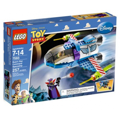 LEGO TOY STORY Le vaisseau spacial de Buzz 2010
