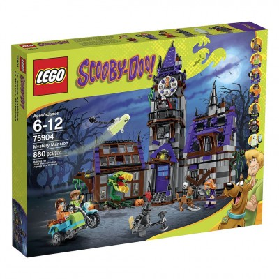 LEGO SCOOBY DOOMYSTERY MANSION 2015