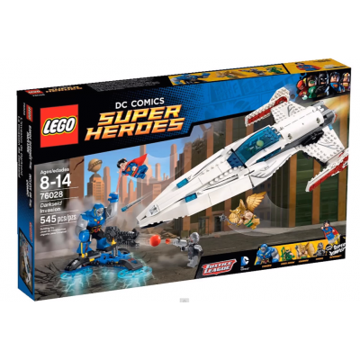 LEGO SUPER HEROS L'INVASION DE DARKSEID 2015