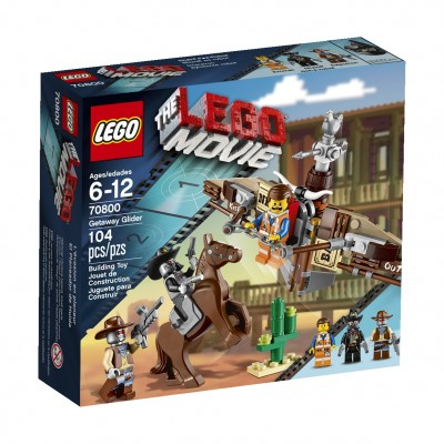 LEGO MOVIE L'EVASION EN PLANEUR 2014