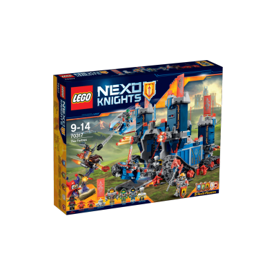 LEGO NEXO KNIGHTS LE FORTREX 2016