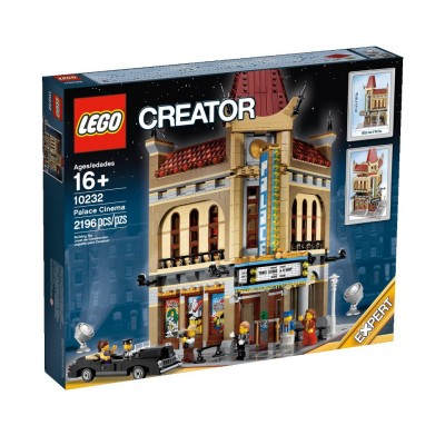 LEGO EXCLUSIF CINEMA PALACE 2013