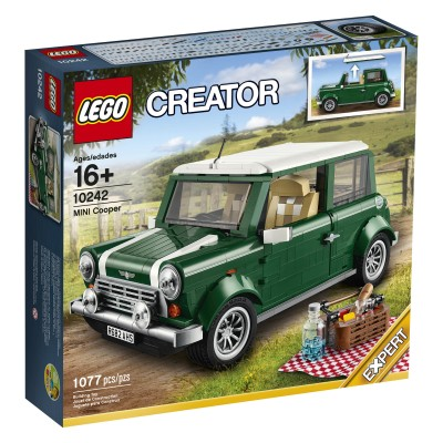 LEGO EXCLUSIF MINI COOPER 2014